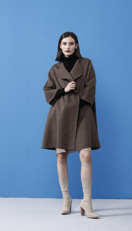 昆山羊绒大衣