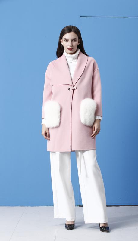 吴中羊绒大衣